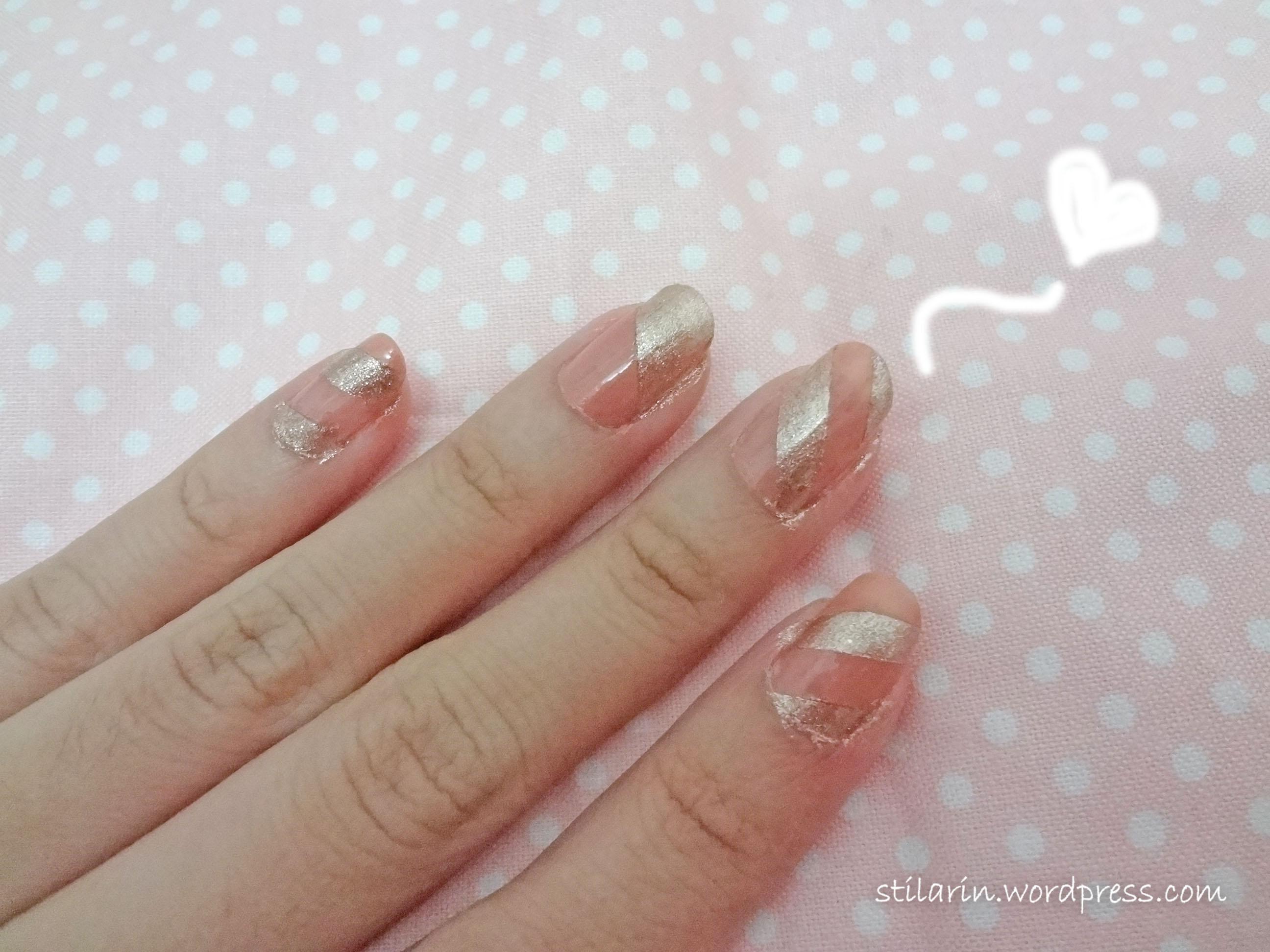 Nail Art Tutorial: Stripey | stilarin
